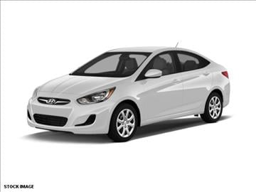 2014 Hyundai Accent for sale at FREDY KIA USED CARS in Houston TX