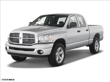 2008 Dodge Ram Pickup 1500 for sale at FREDY KIA USED CARS in Houston TX