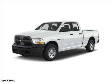 2013 RAM Ram Pickup 1500 for sale at FREDY KIA USED CARS in Houston TX