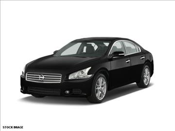 2010 Nissan Maxima for sale at FREDY KIA USED CARS in Houston TX