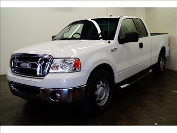 2008 Ford F-150 for sale at FREDY KIA USED CARS in Houston TX