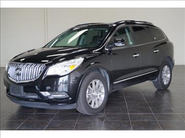 2017 Buick Enclave for sale at FREDY KIA USED CARS in Houston TX