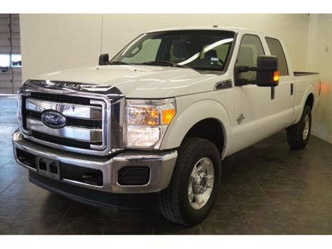 2016 Ford F-250 Super Duty for sale at FREDY KIA USED CARS in Houston TX