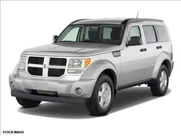 2011 Dodge Nitro for sale at FREDY KIA USED CARS in Houston TX