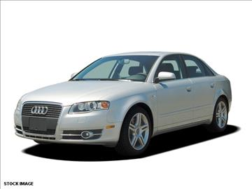 2007 Audi A4 for sale at FREDY KIA USED CARS in Houston TX