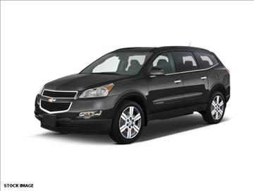 2012 Chevrolet Traverse for sale at FREDY KIA USED CARS in Houston TX