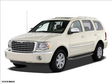 2008 Chrysler Aspen for sale at FREDY KIA USED CARS in Houston TX