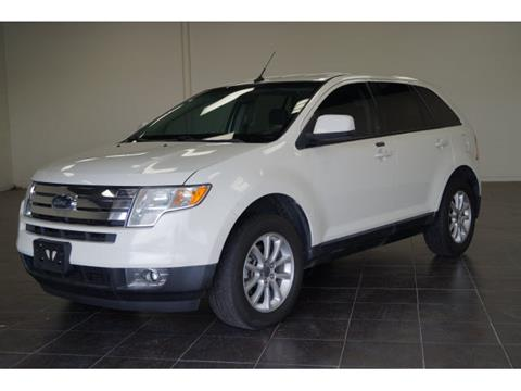 2010 Ford Edge for sale at FREDY KIA USED CARS in Houston TX