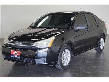 2009 Ford Focus for sale at FREDY KIA USED CARS in Houston TX