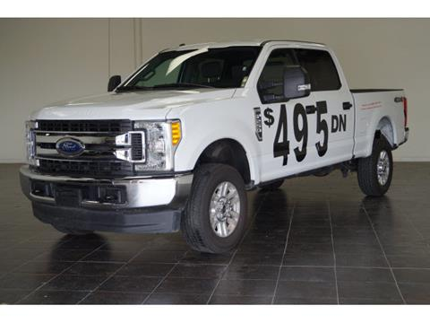 2017 Ford F-250 Super Duty for sale at FREDY KIA USED CARS in Houston TX