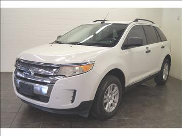 2011 Ford Edge for sale at FREDY KIA USED CARS in Houston TX