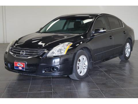 2012 Nissan Altima for sale at FREDY KIA USED CARS in Houston TX