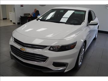 2016 Chevrolet Malibu for sale at FREDY KIA USED CARS in Houston TX
