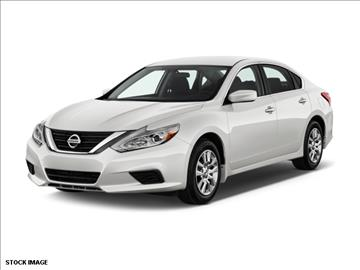 2016 Nissan Altima for sale at FREDY KIA USED CARS in Houston TX