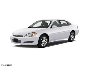 2012 Chevrolet Impala for sale at FREDY KIA USED CARS in Houston TX
