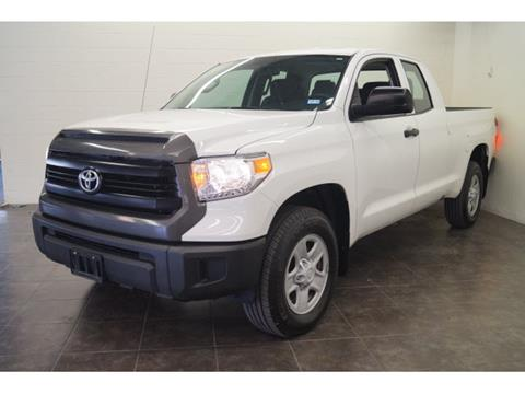 2017 Toyota Tundra for sale at FREDY KIA USED CARS in Houston TX