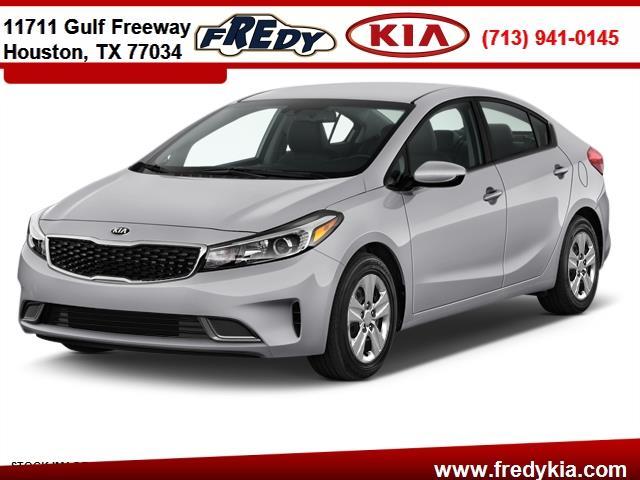 2017 Kia Forte for sale at FREDY KIA USED CARS in Houston TX