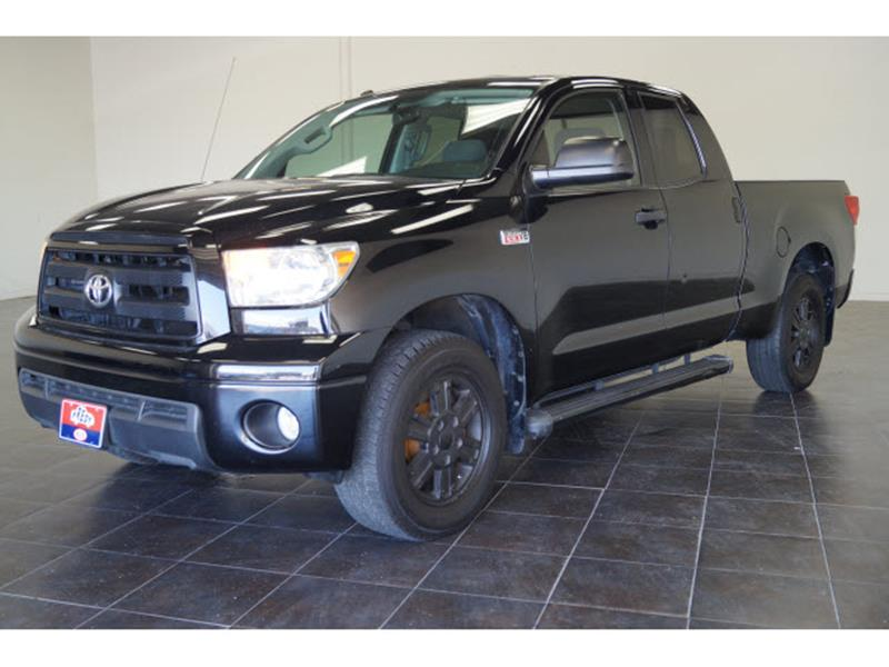 2010 Toyota Tundra for sale at FREDY KIA USED CARS in Houston TX
