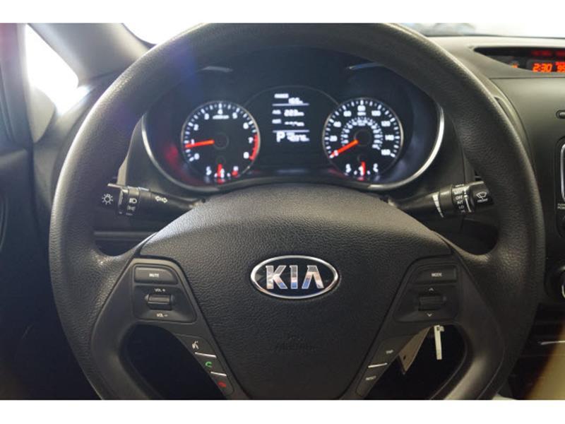 2016 Kia Forte for sale at FREDY KIA USED CARS in Houston TX