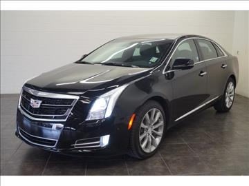 2017 Cadillac XTS for sale at FREDY KIA USED CARS in Houston TX