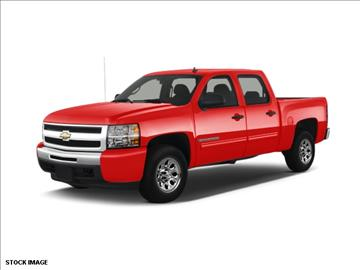 2010 Chevrolet Silverado 1500 for sale at FREDY KIA USED CARS in Houston TX