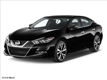 2016 Nissan Maxima for sale at FREDY KIA USED CARS in Houston TX