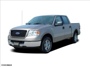 2004 Ford F-150 for sale at FREDY KIA USED CARS in Houston TX