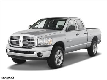 2007 Dodge Ram Pickup 1500 for sale at FREDY KIA USED CARS in Houston TX