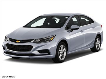 2016 Chevrolet Cruze for sale at FREDY KIA USED CARS in Houston TX