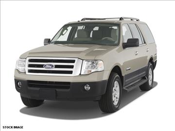 2008 Ford Expedition for sale at FREDY KIA USED CARS in Houston TX