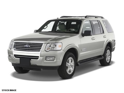 2008 Ford Explorer for sale in Houston, TX