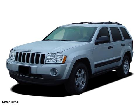 2007 Jeep Grand Cherokee for sale at FREDY KIA USED CARS in Houston TX