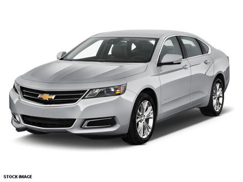 2016 Chevrolet Impala for sale in Houston, TX