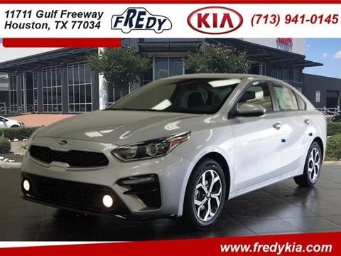 2019 Kia Forte for sale in Houston, TX