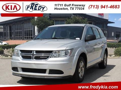 2012 Dodge Journey for sale in Houston, TX