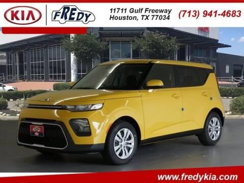 2020 Kia Soul for sale at FREDY KIA USED CARS in Houston TX