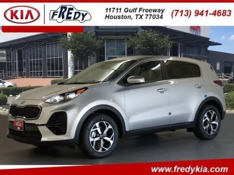 2020 Kia Sportage for sale at FREDY KIA USED CARS in Houston TX