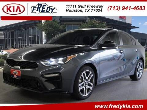 2019 Kia Forte for sale at FREDY KIA USED CARS in Houston TX