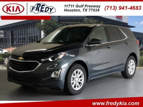 2019 Chevrolet Equinox for sale at FREDY KIA USED CARS in Houston TX