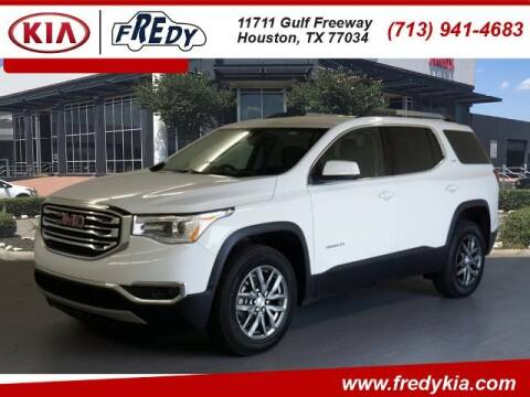 2019 GMC Acadia for sale at FREDY KIA USED CARS in Houston TX