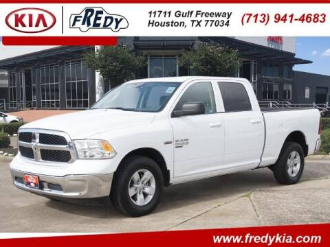 2019 RAM Ram Pickup 1500 Classic for sale at FREDY KIA USED CARS in Houston TX