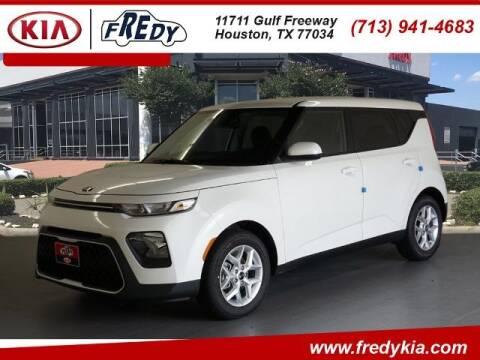 2021 Kia Soul for sale at FREDY KIA USED CARS in Houston TX