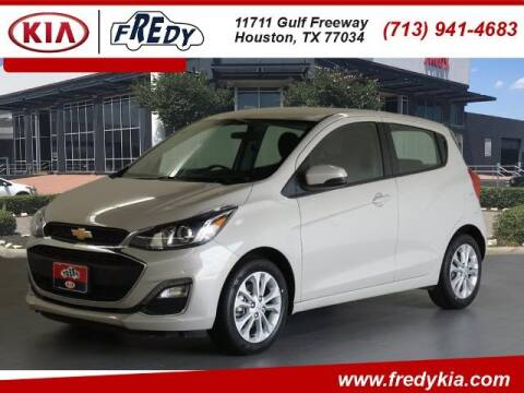 2020 Chevrolet Spark for sale at FREDY KIA USED CARS in Houston TX