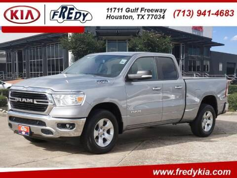 2019 RAM Ram Pickup 1500 for sale at FREDY KIA USED CARS in Houston TX
