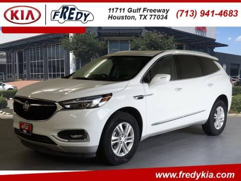 2020 Buick Enclave for sale at FREDY KIA USED CARS in Houston TX