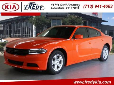 2020 Dodge Charger for sale at FREDY KIA USED CARS in Houston TX