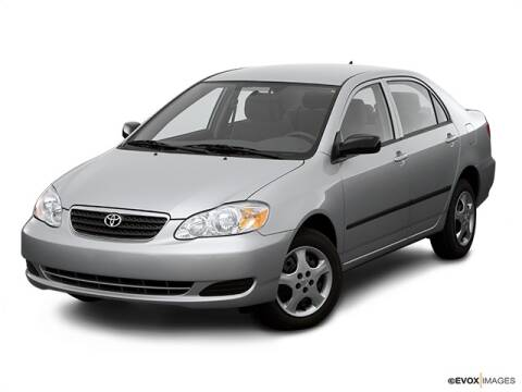 2006 Toyota Corolla for sale at FREDY KIA USED CARS in Houston TX