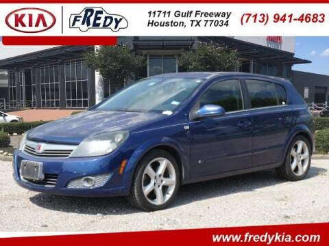 2008 Saturn Astra for sale at FREDY KIA USED CARS in Houston TX
