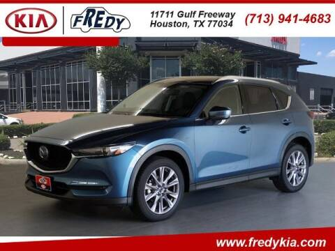 2019 Mazda CX-5 for sale at FREDY KIA USED CARS in Houston TX