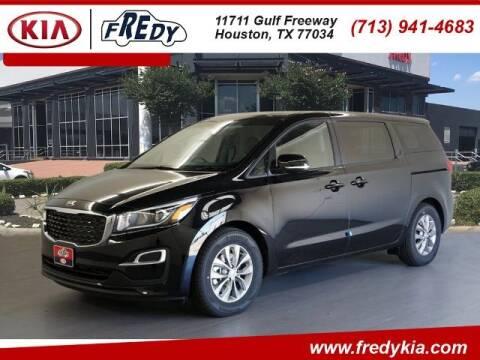 2021 Kia Sedona for sale at FREDY KIA USED CARS in Houston TX